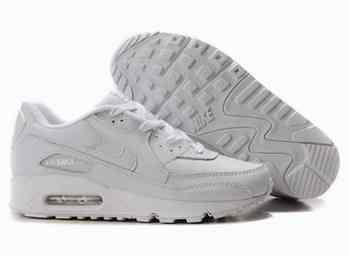 Tout Cassé Air Homme De Nike 90 Pas Cher Chaussures Blanc Max WeD29IEHY