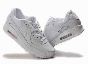 Cassé Blanc Tout Cher 90 Max Homme Air Pas Chaussures De Nike JKF3l1cT